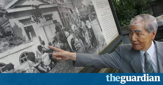 The man who survived Hiroshima: 'I had entered a living hell on earth' | World news | The Guardian