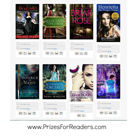 PrizesForReaders.com—vote like a stoat & enter to win! - Author Cate Rowan