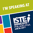 Join me for the Creative iPad Challenge Workshop at #iste2015!