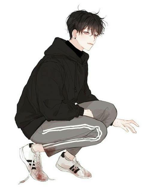 pin  eka wahyuni  anime boys anime anime art