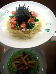 pietro's plastic food