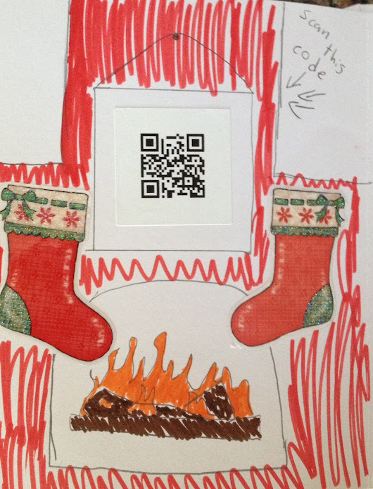 QR Codes Make THE Perfect Presents for Your Students
