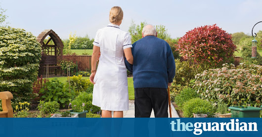 Care home rooms now cost more than £30,000 a year | Society | The Guardian