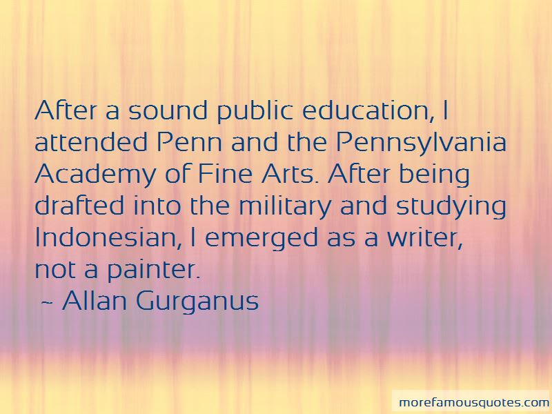 Quotes About Fine Arts Education Top 5 Fine Arts Education Quotes