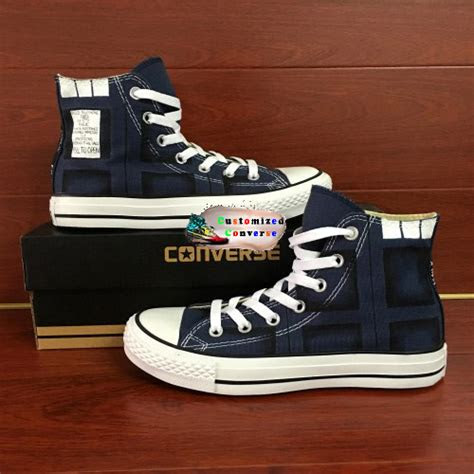 doctor  shoes custom converse shoes  customizedconversecom