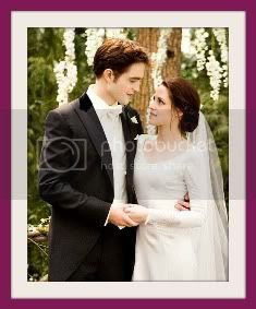 Edward and Bella's Wedding Album