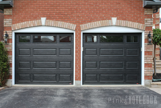 Our New Garage Doors (the GARAGA Difference)