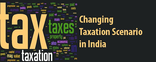 Demonetising – The changing Taxation scenario in India