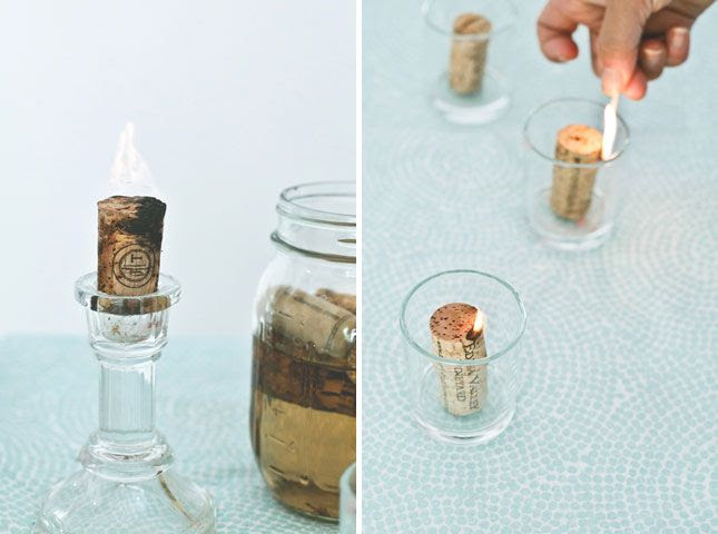 14 DIY Candles to Light Up Your Home via Brit + Co.