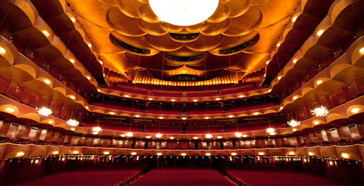 The Metropolitan Opera: 135 Years of Opera