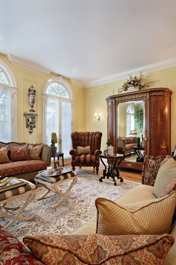 25 Victorian Living Room Design Ideas - The WoW Style