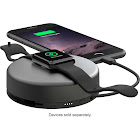 Nomad - Pod Pro Portable Charger - Space Gray - 6000mAh for iPhone & Apple Watch