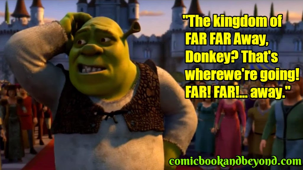 Prince Charming Shrek Quotes Quotes Heart