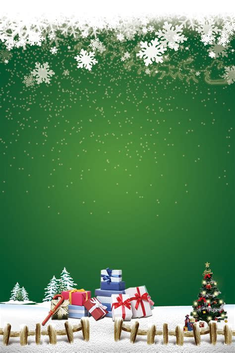 Christmas Theme Poster Background, Christmas, Christmas