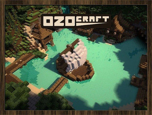 OzoCraft Resource Pack for Minecraft (1.9.2/1.9/1.7.10)