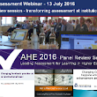 13 June 2016: Keys to transforming assessment at institutional level: selected debates from AHE2016 (AHE joint session) | Transforming Assessment