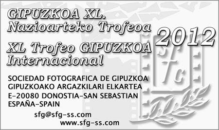 Logo TG2012