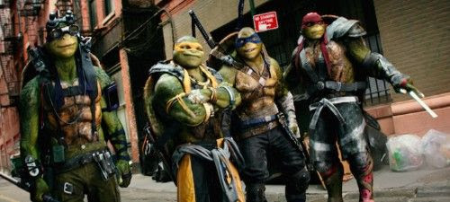 Teenage Mutant Ninja Turtles: Out of Shadows