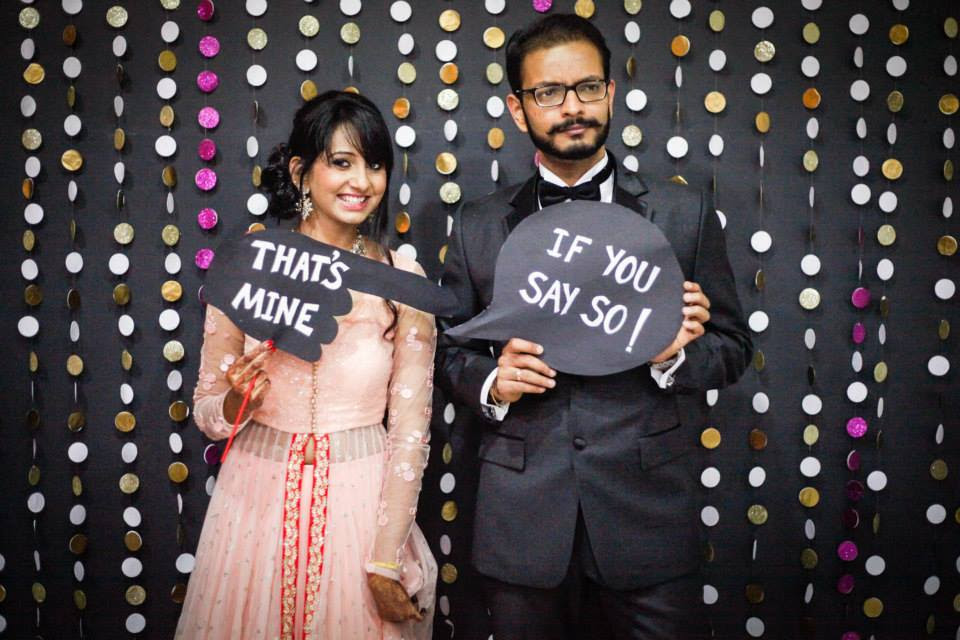 Photo Booth Props Signs Wedding Decor By Craftillicious The
