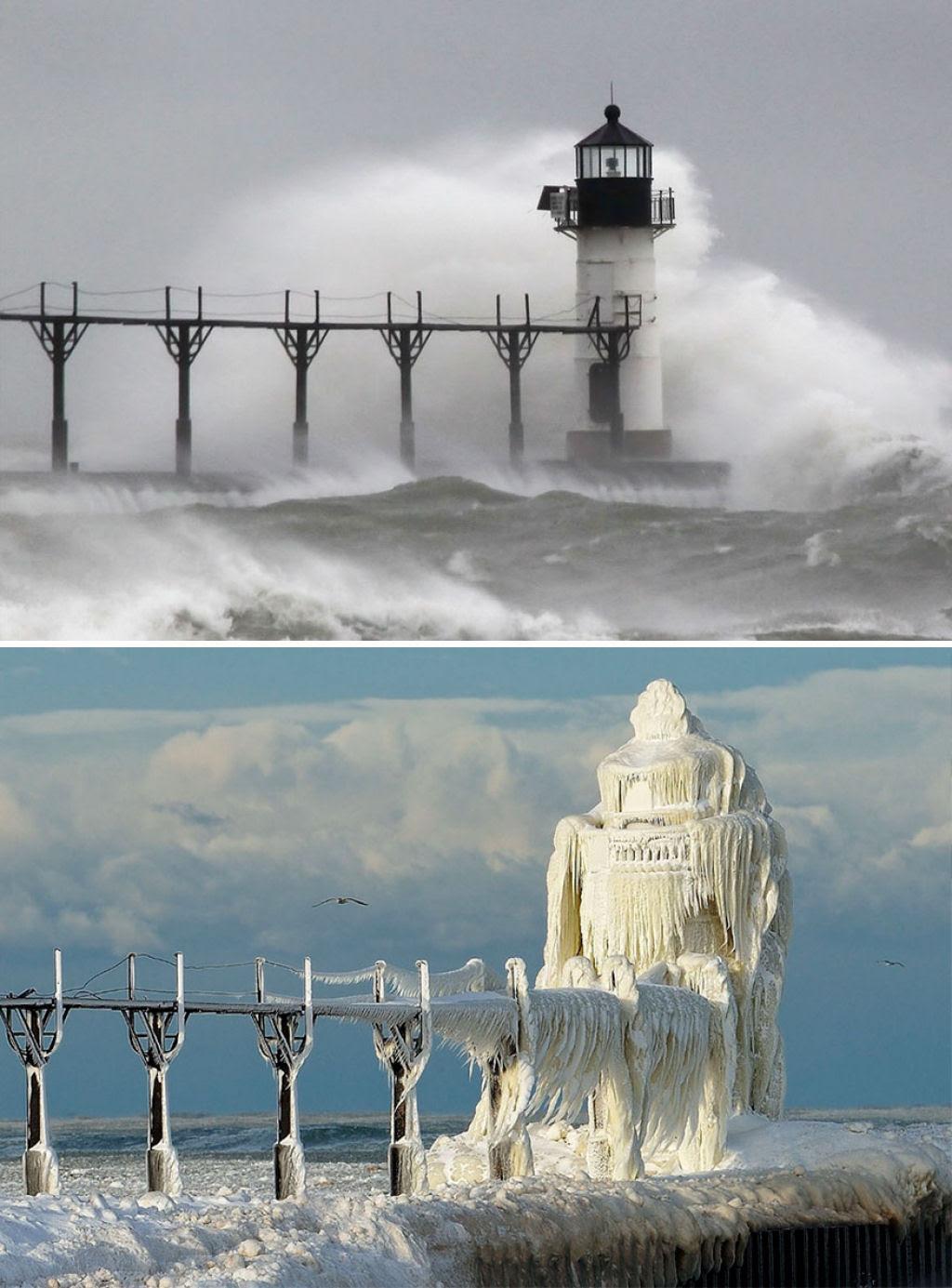 15 fotos de antes e depois da transformações invernais 01