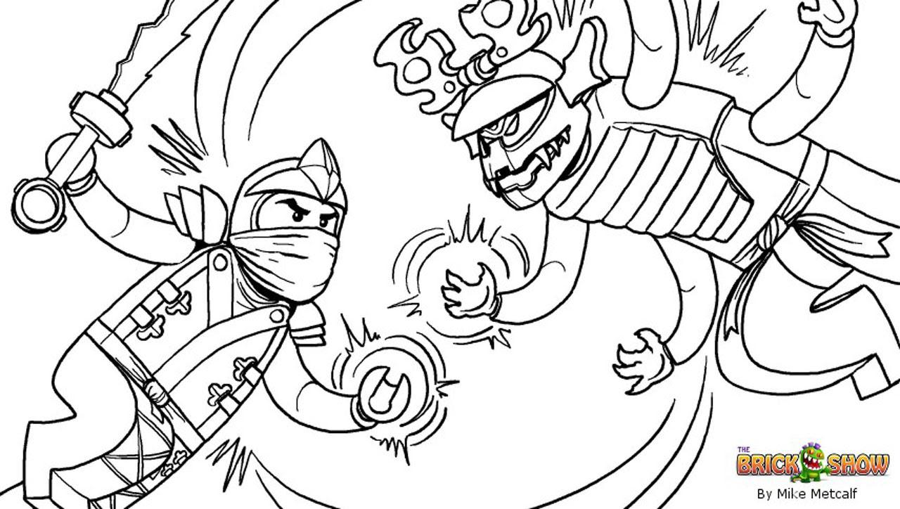 Ninjago Dragon Coloring Pages For Kids Printable Free Coloring And Drawing