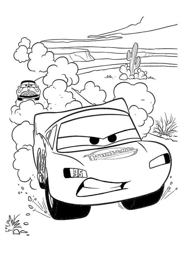 malvorlagen zum ausdrucken cars