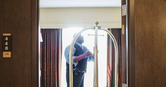 Hotels Train Workers in the Personal Touch