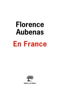 En France par Aubenas