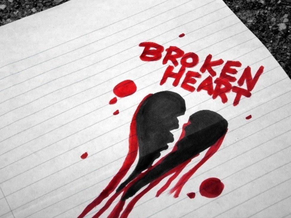 Broken Heart Quotes For Girls 2 Picture Quotes