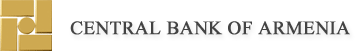 Armenia Central Bank logo picture images