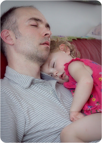 Daddy Eva Sleeping web.jpg