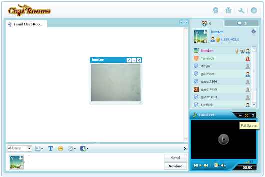 Tamil Video Chat Rooms