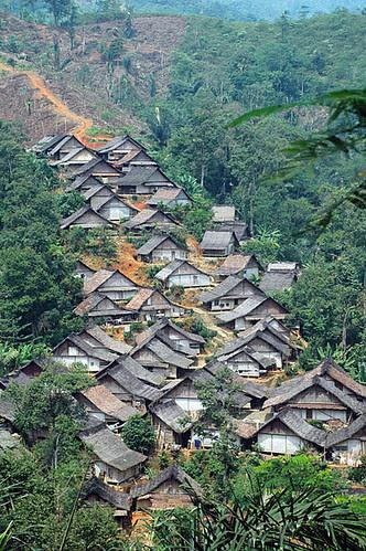 Badui village