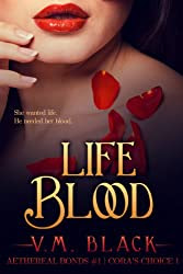 Life Blood V M Black cover
