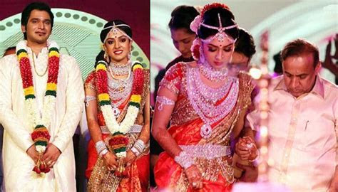 Richest keralite business man daughter! No gold! Only