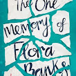 Book Review: The One Memory of Flora Banks: Advance Proof by Emily Barr