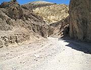 Uno scorcio  della Death Valley