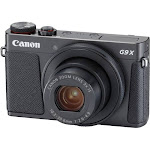 Canon G9 X Mark II PowerShot Digital Camera (Black)