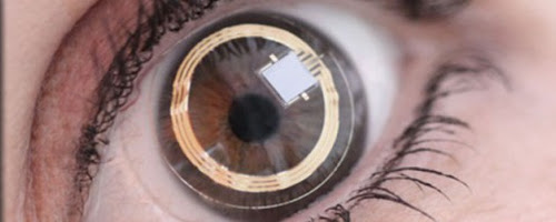 Samsung developing contact lens-computer, should compete with Google Glass