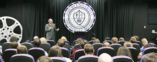 Asbury University | Asbury Hosts Sen. Mitch McConnell for Academic Lecture