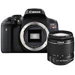 Canon EOS Rebel T6 18.0 MP Digital SLR Camera - Black - EF-S 18-55mm IS II Lens