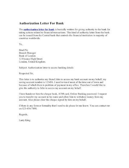 Request Letter For Bank Statement Sample - Cover Letter Templates