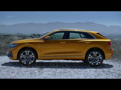 Audi Q8 promises to be one of the most interesting SUVs on the market in the years to come
