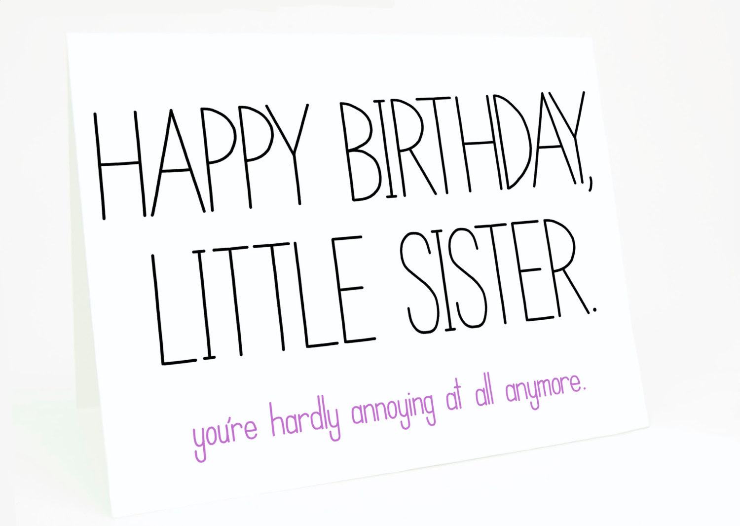 Quotes About Little Sister Birthday 20 Quotes