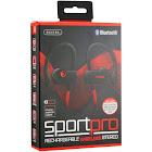 Sentry BT990 Sport Pro Bluetooth Earbuds - Stereo - Black