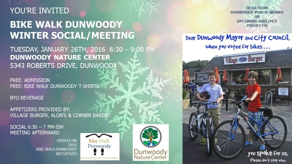 Winter Social - Meeting 1-26-16