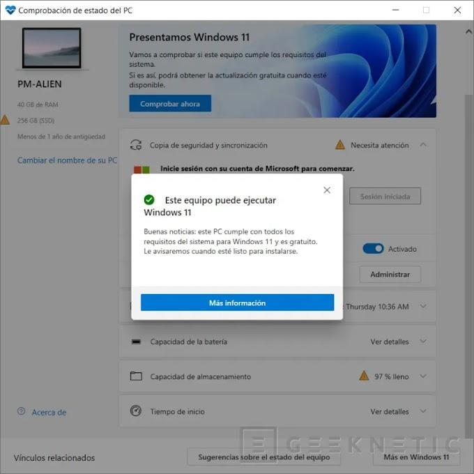 Como activar el TPM 2.0, Secure boot y UEFI para instalar windows 11