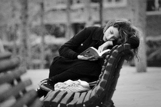 Tempo de ler!