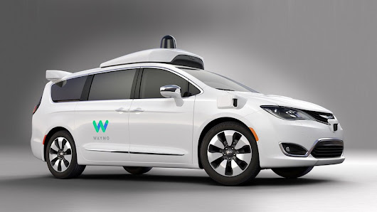 Self-Driving Chrysler Pacifica Hybrids to Begin Testing