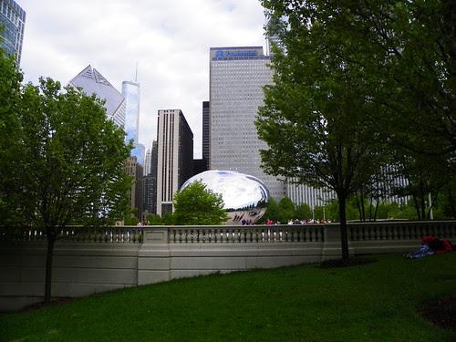 5.1.2010 Chicago Millenium Park (21)